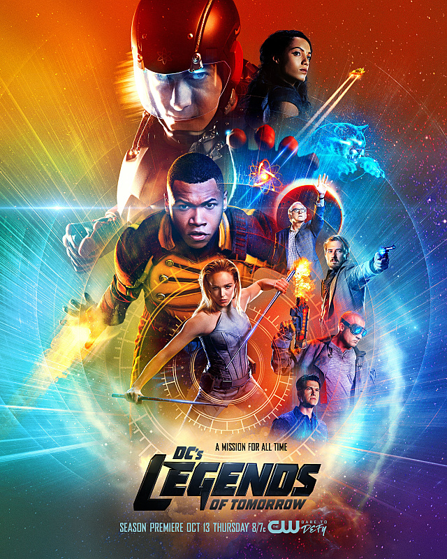 Legends of Tomorrow Temporada 3 Ingles Subtitulado 720p