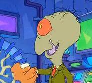 Buster The Lounge Lizard Arthur Wiki Fandom Powered By