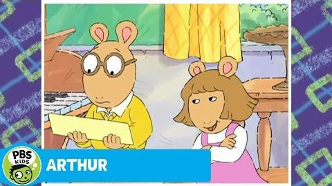 Arthur & D.W. - Which ARTHUR Character Are You?
