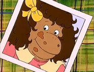 Francine 3rd Grade Picture