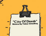 City of Droids