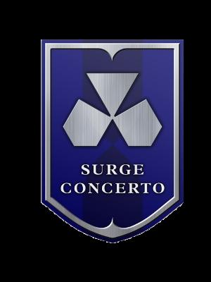 Surge concerto logo