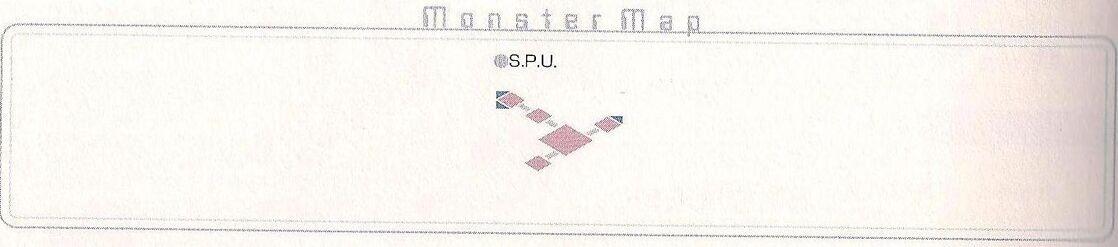 SPU Monster Map