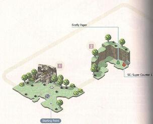 Falcon's Claw Map 1