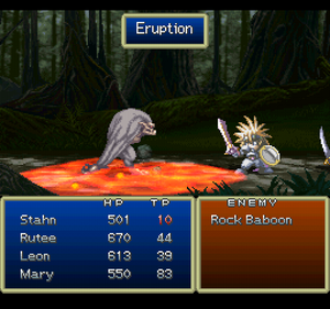 Eruption (ToD PSX)