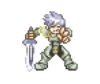 Julio Swordsman Sprite (TotW-ND3)