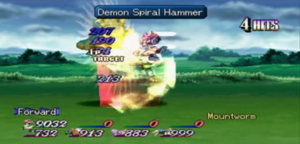 Demon Spiral Hammer (ToE)