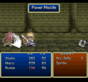 Power Missile (ToD PSX)