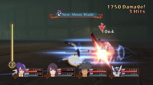 New Moon Blade (ToV)
