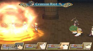Crimson Riot (TotA)