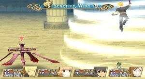 Severing Wind (TotA)