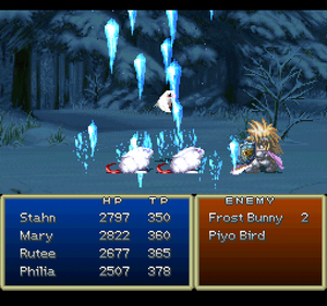 Icicle (ToD PSX)