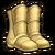 Gold Leggings (ToV)
