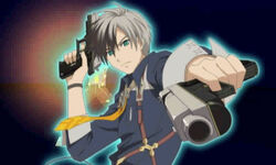 Ludger Cut-in (TotW-RU)