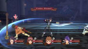 Violet Weasel (ToV)