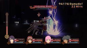Lightning Blade (ToV)