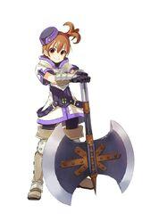 Warrior (TotW-RM3)