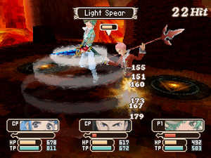 Light Spear (ToI)