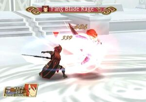 Fang Blade Rage (TotA)