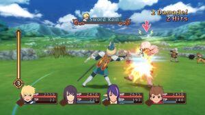 Sword Rain (ToV)