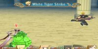 White Tiger Strike