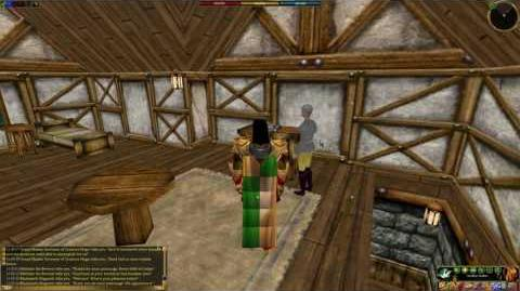 Asheron's Call - Towns- Fort Tethana