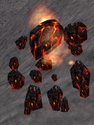 Magma golem by Bezduch on DeviantArt