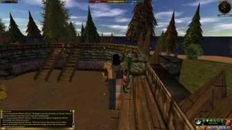Asheron's Call - Towns- Danby's Outpost