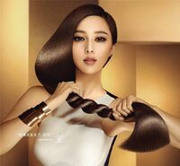 L'OREAL - CHINA FAN BING BING JPG - KEN ARTHUR HAIR