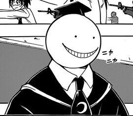 Koro-sensei Manga