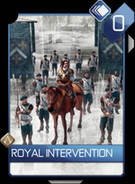 ACR Royal Intervention