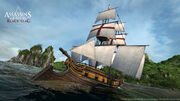 Assassin's Creed IV - Rammer Brigs by greyson