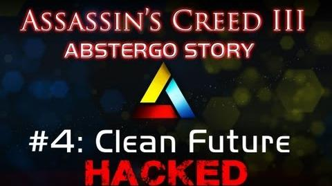 Assassin's Creed III Abstergo Story 4 Clean Future Hack