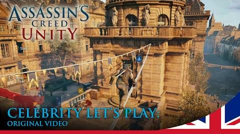 Assassin's Creed Unity - Celebrity Co-Op