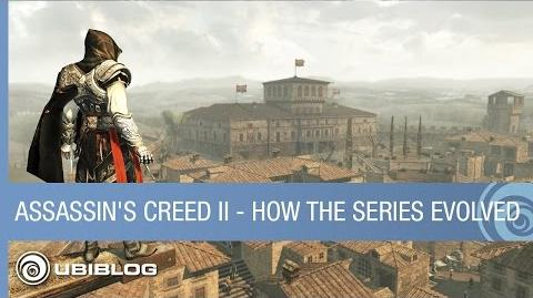 Assassin's Creed II - How the Series Evolved US