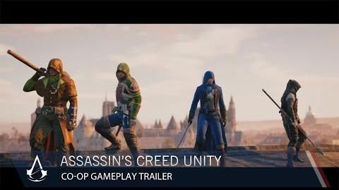 Assassin's Creed Unity Co-Op Gameplay Trailer US