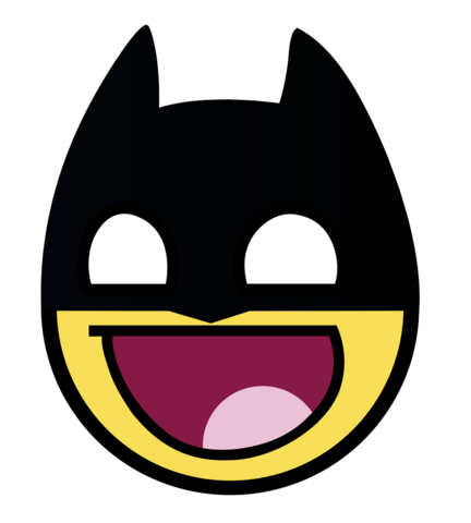 File:Awesome Face Batman.png