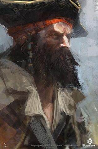 File:AC4BF Pirate - Concept Art.jpg