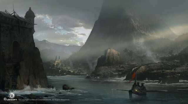 File:AC4BF Havana Bay Approach - Concept Art.jpg