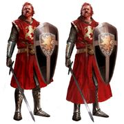 Richard I of England - Concept Art