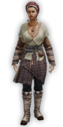 AC3L Maid Disguise