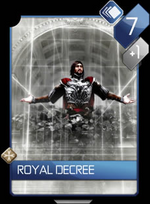 ACR Royal Decree