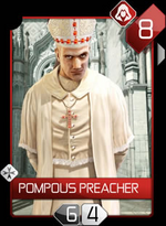 ACR Pompous Preacher