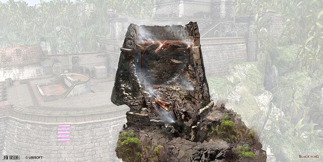 File:Assassin's Creed 4 - Black Flag concept art 13 by janurschel.jpg