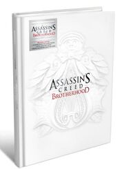 Assassin's Creed Brotherhood Collector's Guide Book