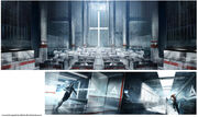Abstergo Escape Concept