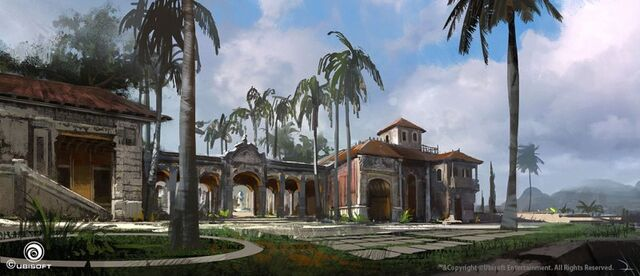File:AC4 Governor's Mansion Havana - Concept Art.jpg