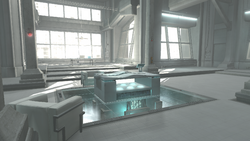 AC1 Abstergo Lab Animus Room