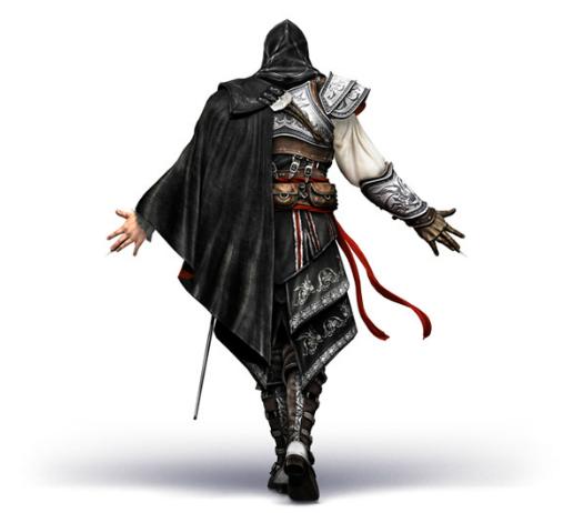 File:AC2 Ezio armor back render 1 by Michel Thibault.png
