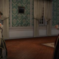 玛德琳的真实身份被阿弗琳发现